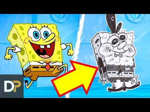 Diez Programas De Nickelodeon Que Debieron Ser Completamente Diferentes
