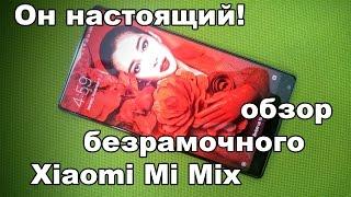Обзор Xiaomi Mi Mix. Оцениваем качество и производительность. Live 6