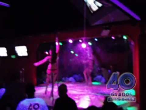 40 grados men s club puebla free show time doovi for Cocinar a 40 grados