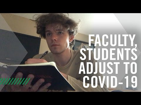 Students, Faculty Navigate Remote Instruction During COVID-19 | University Of North Dakota
