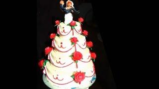 Свадебный торт. Как украсить свадебный торт. Белый свадебный торт. Торт на свадьбу.