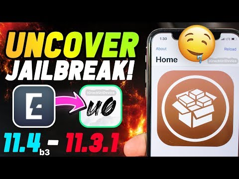 Pre iOS 12 Jailbreak: Unc0ver iOS 11.4-11.3.1 Jailbreak Tutorial (Switch from Electra)
