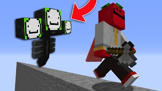 Minecraft Manhunt, But Hunters Can SHAPESHIFT...