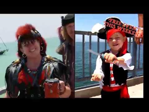 PSA 2017 Pirate Invasion of Long Beach / Mermaid Festival