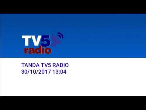 Tanda TV5 Radio 30-10-2017