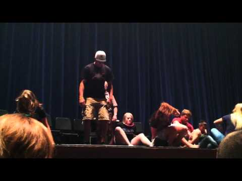 "OXFORD senior all night party- ""hypnotized"" 1 of 2"