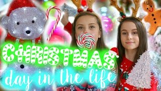 Day in the life CHRISTMAS EDITION | Oliviagrace