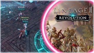 ¡¡ EL MEJOR MMORPG PARA MÓVILES POR FIN C/Alvaro845 !! - Lineage II: Revolution - [WithZack]
