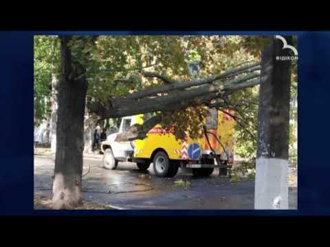 ТРК ВІДІКОН: Негода вкотре вказала на слабкі місця сумської інфраструктури