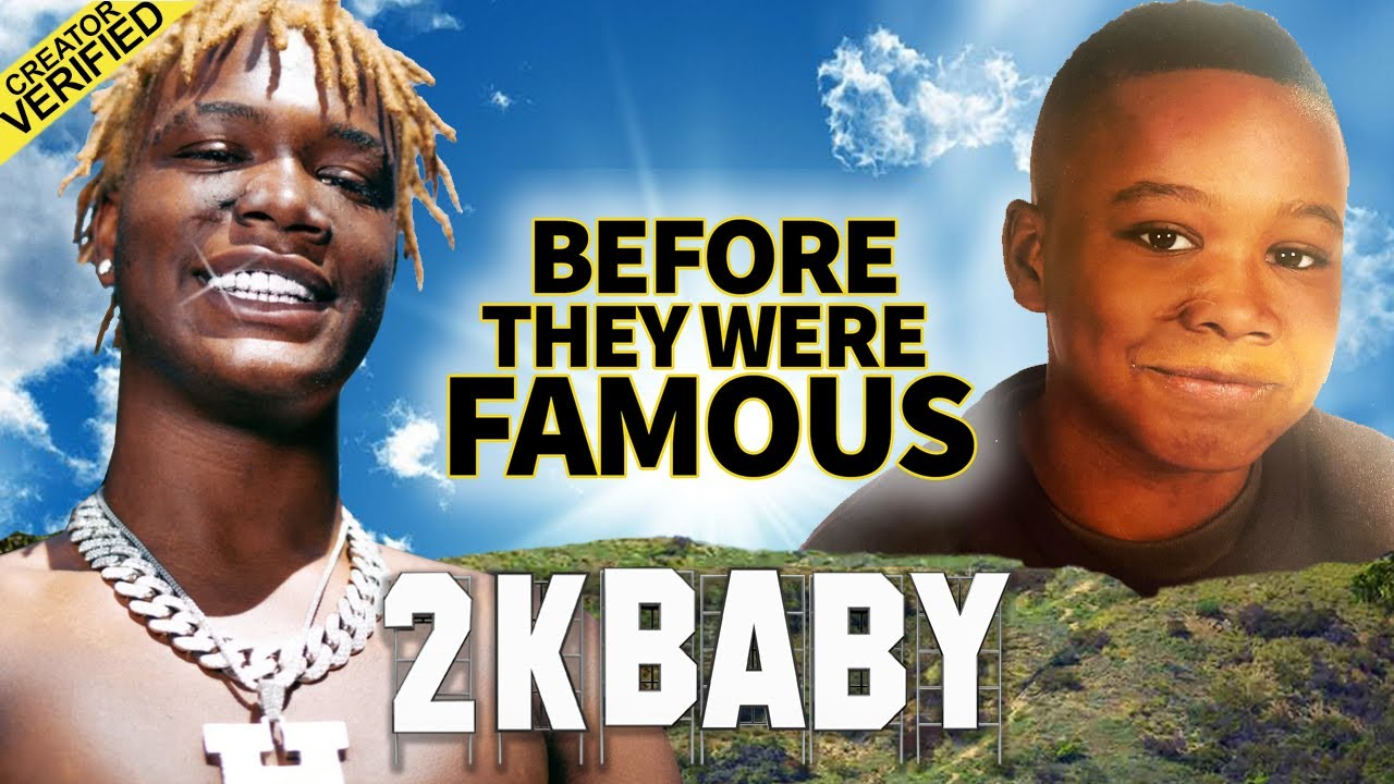2KBaby | Before They Were Famous | Old Streets 2K Baby Rapper