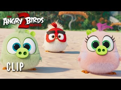 Watch: 'The Angry Birds Movie 2' Trailer in Theaters August 14