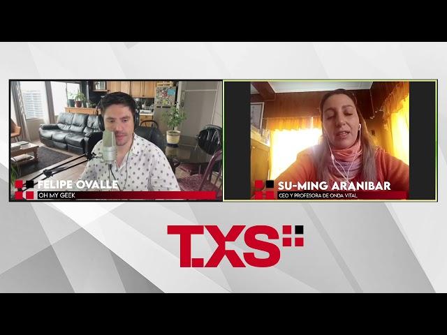 Felipe Ovalle en OhMyGeek! Next en TXSPlus.com