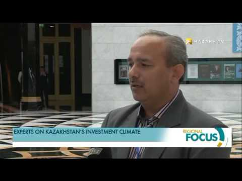 Experts on Kazakhstan's investment climate