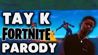 Tay K ft. Bloc Boy JB - Hard (Fortnite Battle Royale Parody) ft. Kid Fly