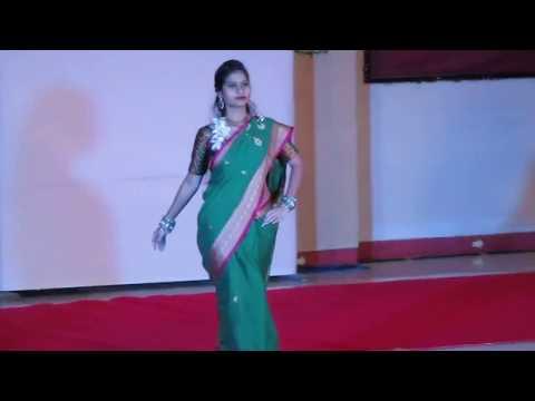 Fashion Show L&T Chennai Express Theme