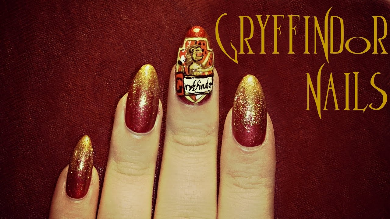 Harry Potter Nail Stickers Veterinariancolleges