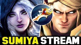 SUMIYA Invoker Hard Game vs Rapier Drow | Sumiya Invoker stream Moment #1246