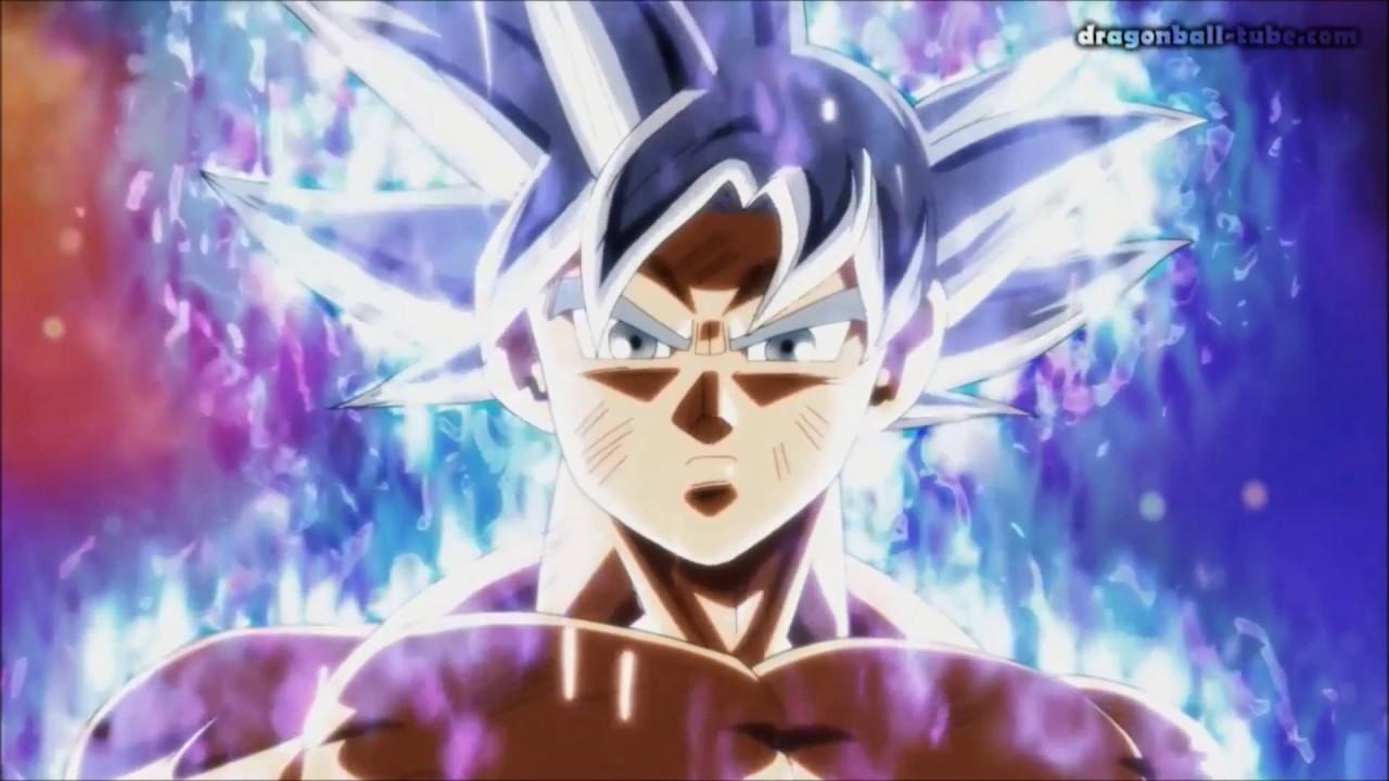 Ultra Instinct Son Goku