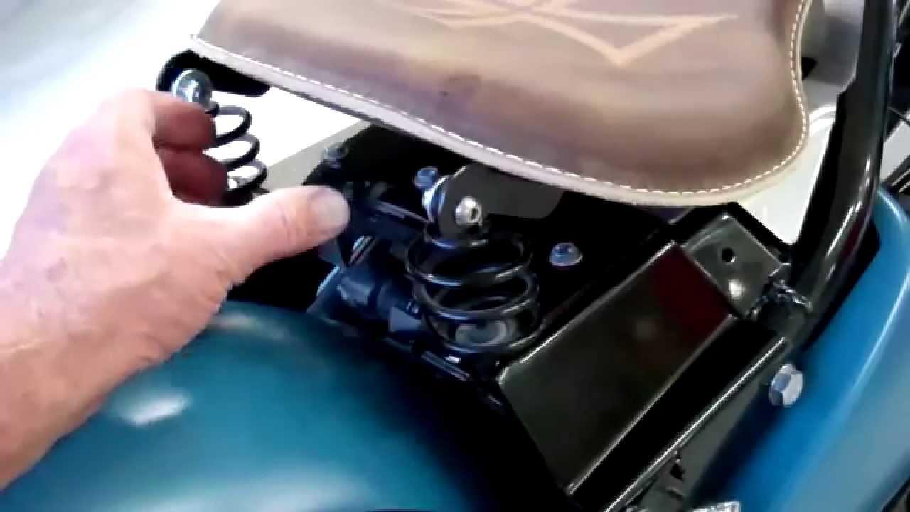 Kawasaki Vulcan Seat