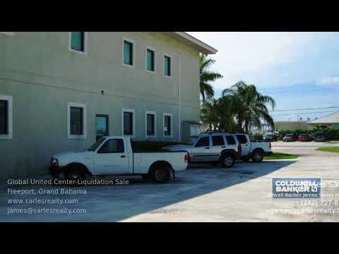 Bahamas Property - Global United Center-Liquidation Sale