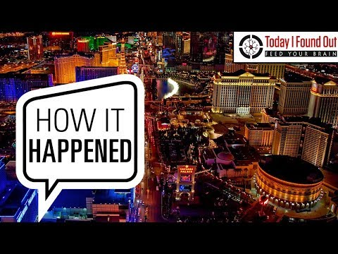 From Desert to Party Central: The Birth of Las Vegas