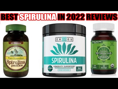 10 Best Spirulina 2020 Reviews | Buy on Amazon