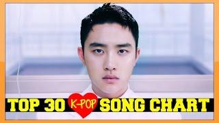 K-ville's [top 30] k-pop songs chart - june 2016 (week 3)