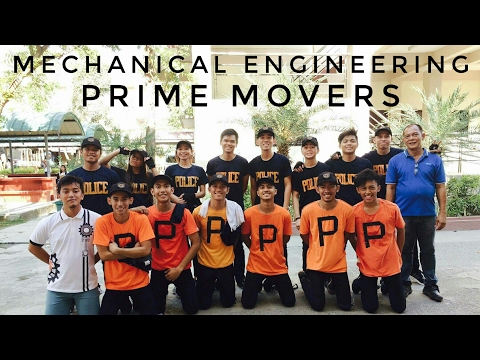 Mechanical Engineering: PRIME MOVERS