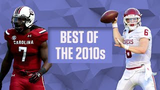 The best college football players of the decade: Clowney, Mayfield, Tua and more
