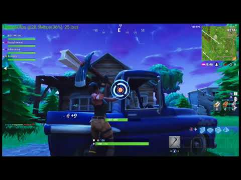 Fortnite On Android Nvidia Shield TV 1080p 60fps