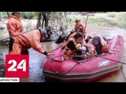 Наводнение не преграда: