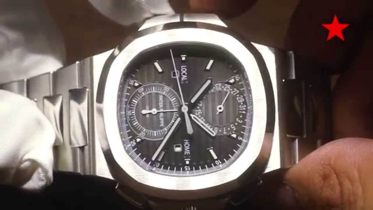 The Protective Mechanisms Of The New Patek Philippe Nautilus Travel