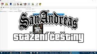 [ #2 ] Grand Theft Auto: San Andreas - Stažení a instalace češtiny (český tutoriál)