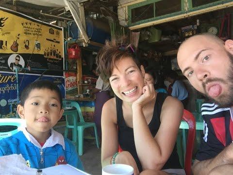 Reisefuchs in Myanmar - Teil II
