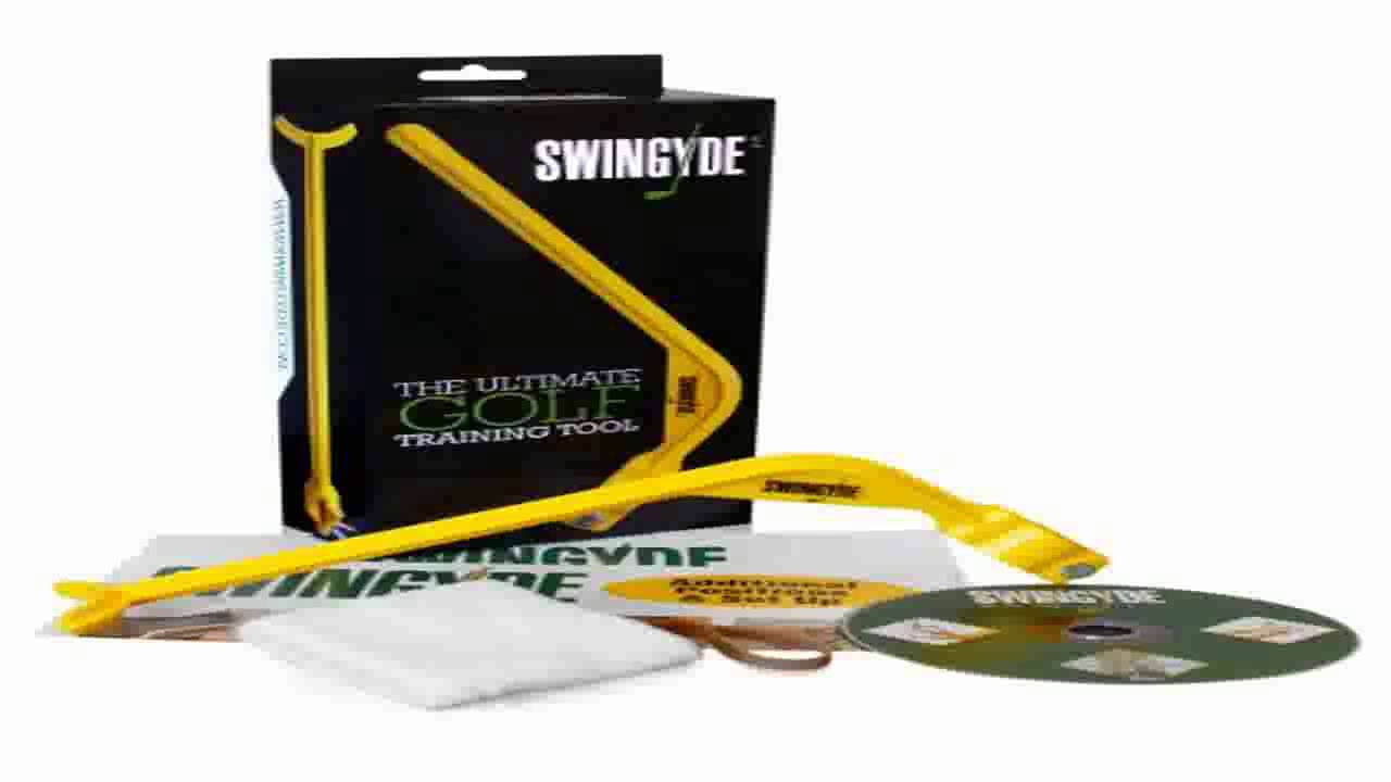 Swingyde Golf Swing Training Tool Youtube