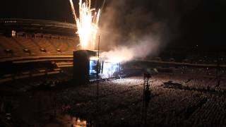 Live And Let Die 60fps - Paul McCartney Out There Tour (3-May-2015 in Seoul, Korea)