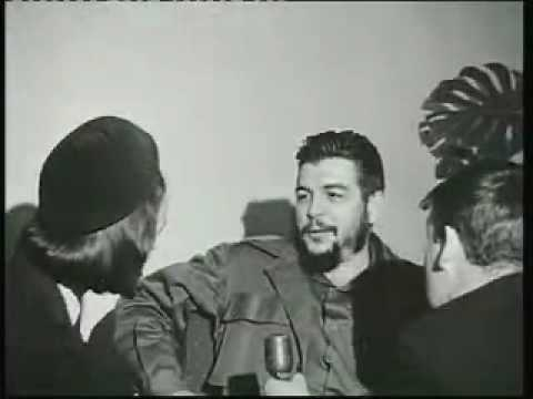 Che Guevara interview  Ireland  1964