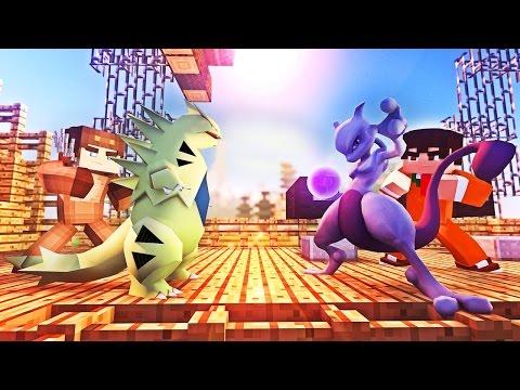 TEAM ROCKETS SECRET MEWTWO IN POKEMON GO! (Minecraft Roleplay)