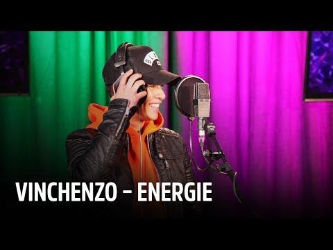 Vinchenzo covert 'Energie' van Ronnie Flex | Live bij Evers Staat Op