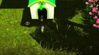 Давай играть  Sims 3 Питомцы. Как зачатают котят кошки