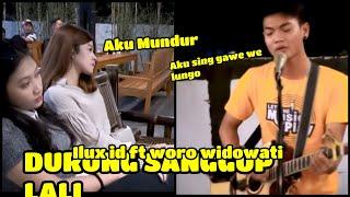 Tri Suaka Menoewa - Durung Sanggup Lali - Ilux Id Ft  Woro Widowati ( Cover )