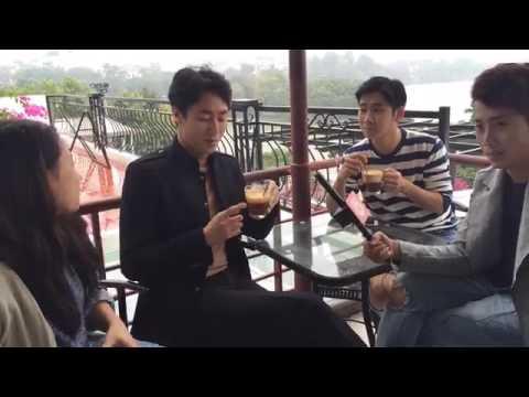 Rocker Nguyễn tại PHỐ ĐI BỘ 15/9/2016
