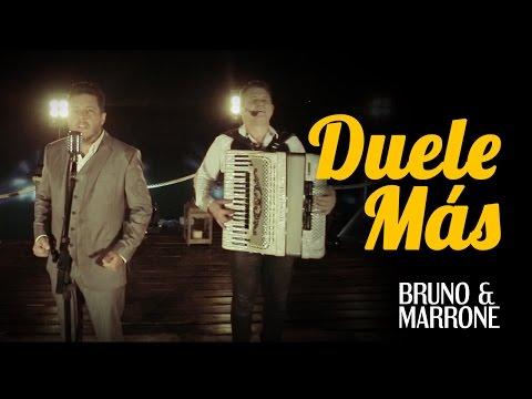 Bruno e Marrone - Duele Más [Lançamento 2017 - Espanhol]