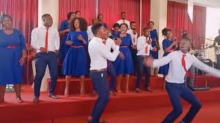 Tambira Jehovah Medley - F.I.F.M.I BICC CHOIR ft Ndumiso&Chiedza