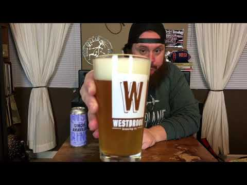 #145 Rinse & Repeat ( Simcoe and Amarillo) - WestBrook Brewing