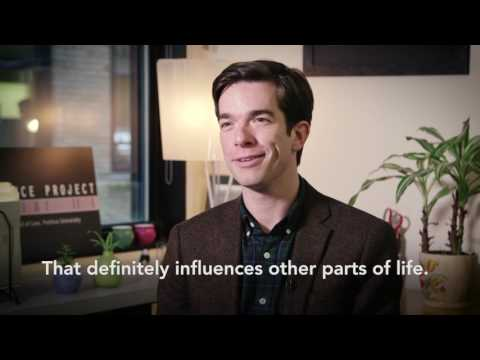 Q&A with John Mulaney