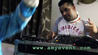 DJ Hassan From Amy Events - INDIA