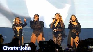 Fifth Harmony - Scared Of Happy, Live in Manila March 6, 2018