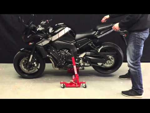 abba Moto Glide Product Demonstration Video
