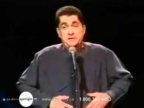 Mike MacDonald - Award-Winning Comedian